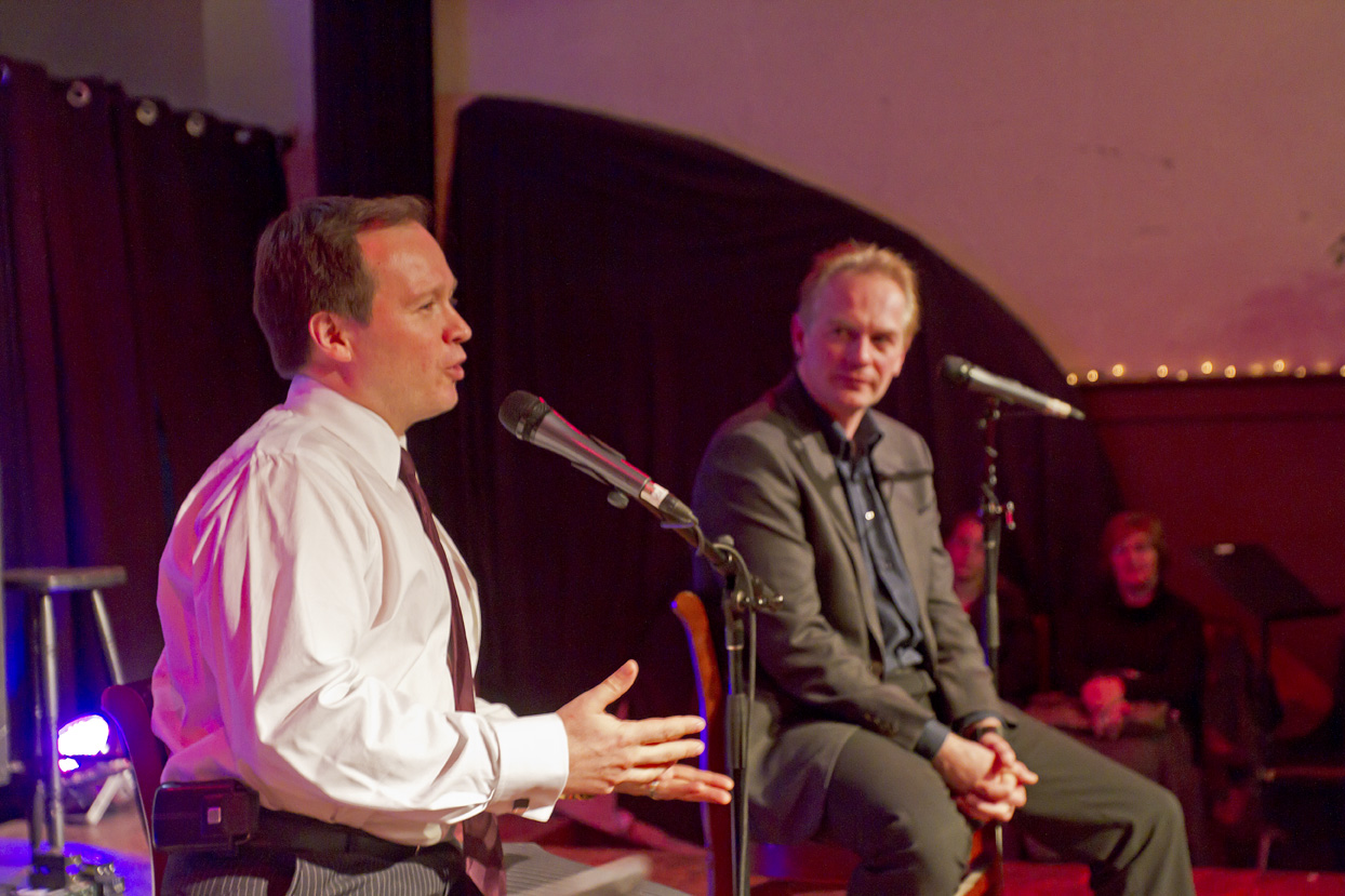 Science Café - Feeling and Dealing with Pain (Nov 22, 2011) #4