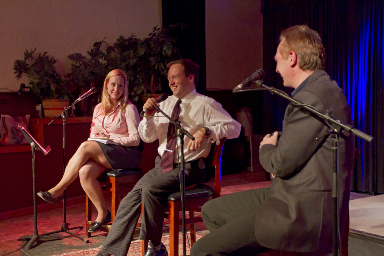 Science Café - Feeling and Dealing with Pain (Nov 22, 2011) #6