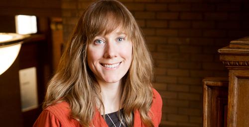 "Kathryn ""Kate"" Clancy - professor of anthropology"