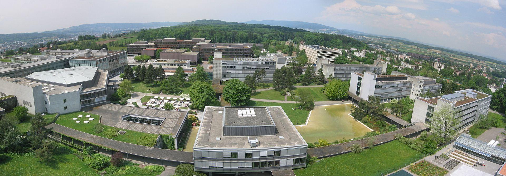 ETH-Hoenggerberg-2008