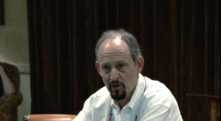 Marc Hauser talk
